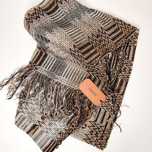 Authentic Missoni designer scarf Italy